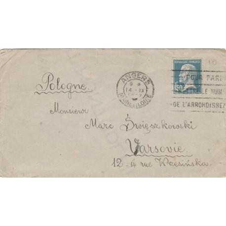 Pasteur 1f50 seul pour la Pologne